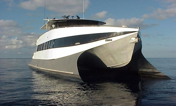 Why Not Build a Motor Boat Like a Sailboat ? - Page 3 ...